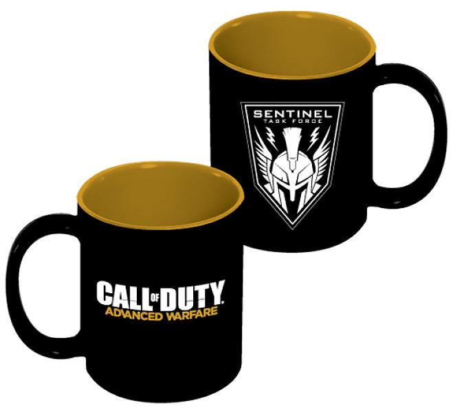 659 x 600 jpeg 45kB, Call of Duty Advanced Warfare Tasse Sentinel Logo ...